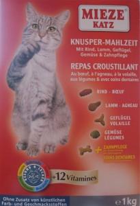 kreativer Produktname für ein Katzenfutter